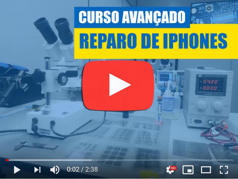 Curso Avançado para Reparo de iPhone